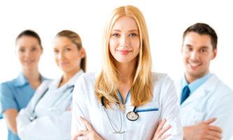 ai medici e al personale sanitario